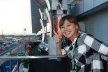 モタスポブログ | イベント盛りだくさんだった3日間、また2018年も鈴鹿で!/笠原美香の『F1日本グランプリにやってきた!ョ』 Part 6