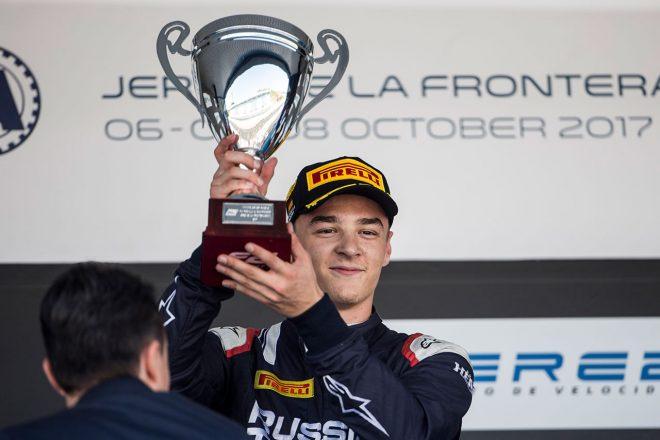 F2第10戦スペイン レース2:マル...