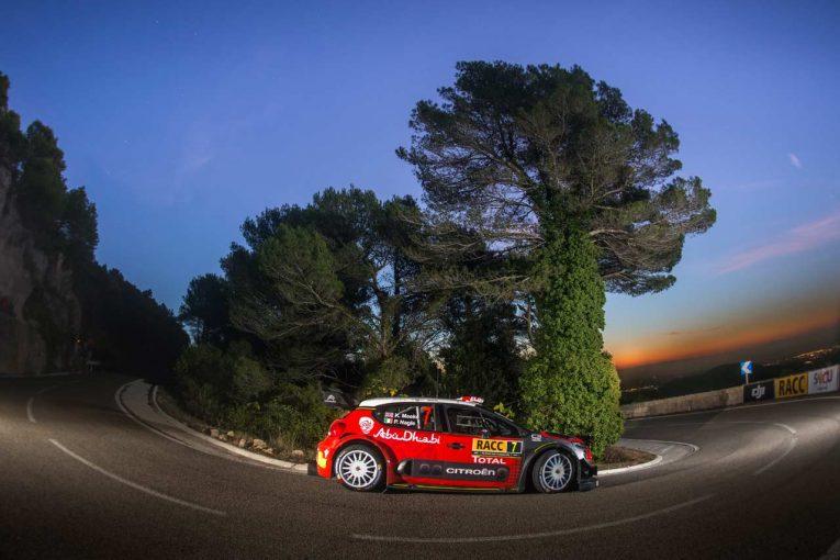 ラリー/WRC | ミークが2017シーズン2勝目飾る/【順位結果】WRC第11戦スペイン SS19後