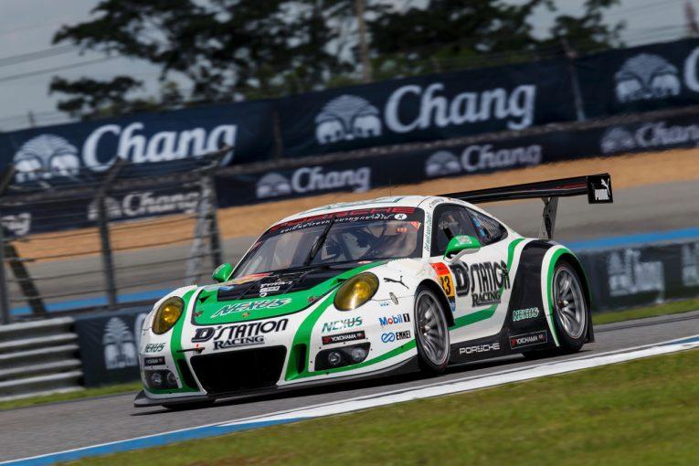 スーパーGT | スーパーGT:ポルシェジャパン 2017年第7戦タイ レースレポート