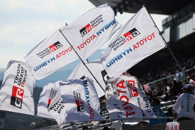 2016年WEC第7戦富士6時間レース