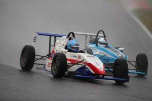 ドリームカップで2位となった小倉祥太(Le beausset Motorsports)