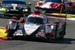 オリバー・ジャービス擁するジャッキー・チェンDCレーシングの38号車オレカ07・ギブソン