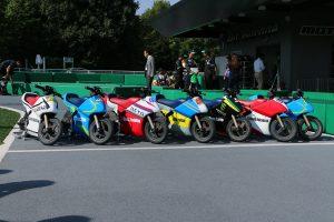 MotoGP日本GP限定カラーのモトレーサー