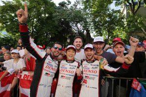 第3戦ル・マンでは国本雄資、ホセ-マリア・ロペスとともに9号車トヨタTS050ハイブリッドをドライブした。