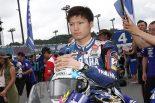 ジョナス・フォルガーの代役として日本GPに参戦する予定の野左根航汰