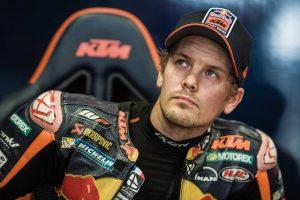 KTMテストライダーのミカ・カリオ