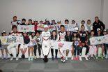 ル・マン/WEC | WEC富士:金曜記者会見に地元小学生が飛び入り参加。小林可夢偉らに素朴な疑問を直撃