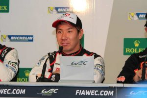 小林可夢偉(TOYOTA GAZOO Racing)