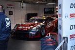 スーパーGT | GT500マシンがホッケンハイムに登場! DTM関係者から大きな注目集める