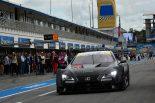 スーパーGT | GT500がホッケンハイムを走った! フリープラクティスでの走行にドイツのファンから拍手