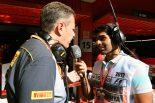 F1   元F1ドライバーのチャンドック、eスポーツは「現実のモータースポーツへの入り口になる」と可能性を語る