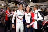 ル・マン/WEC | ポルシェのハートレー「ライバルとの差はわずか。明日はタフなレースに」/WEC富士 予選会見