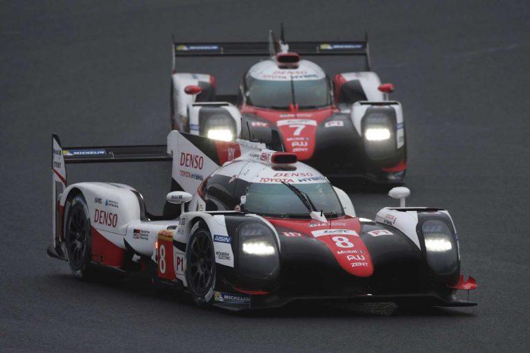 ル・マン/WEC | WEC:「ポールを取れた」8号車と「単純に遅すぎた」7号車。一貴と可夢偉が語るトヨタの予選舞台裏