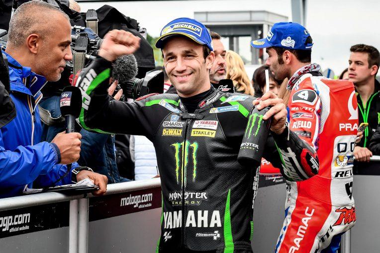 MotoGP | ザルコ、決勝は「フラッグ・トウ・フラッグになる可能性もある」/MotoGP日本GP予選会見
