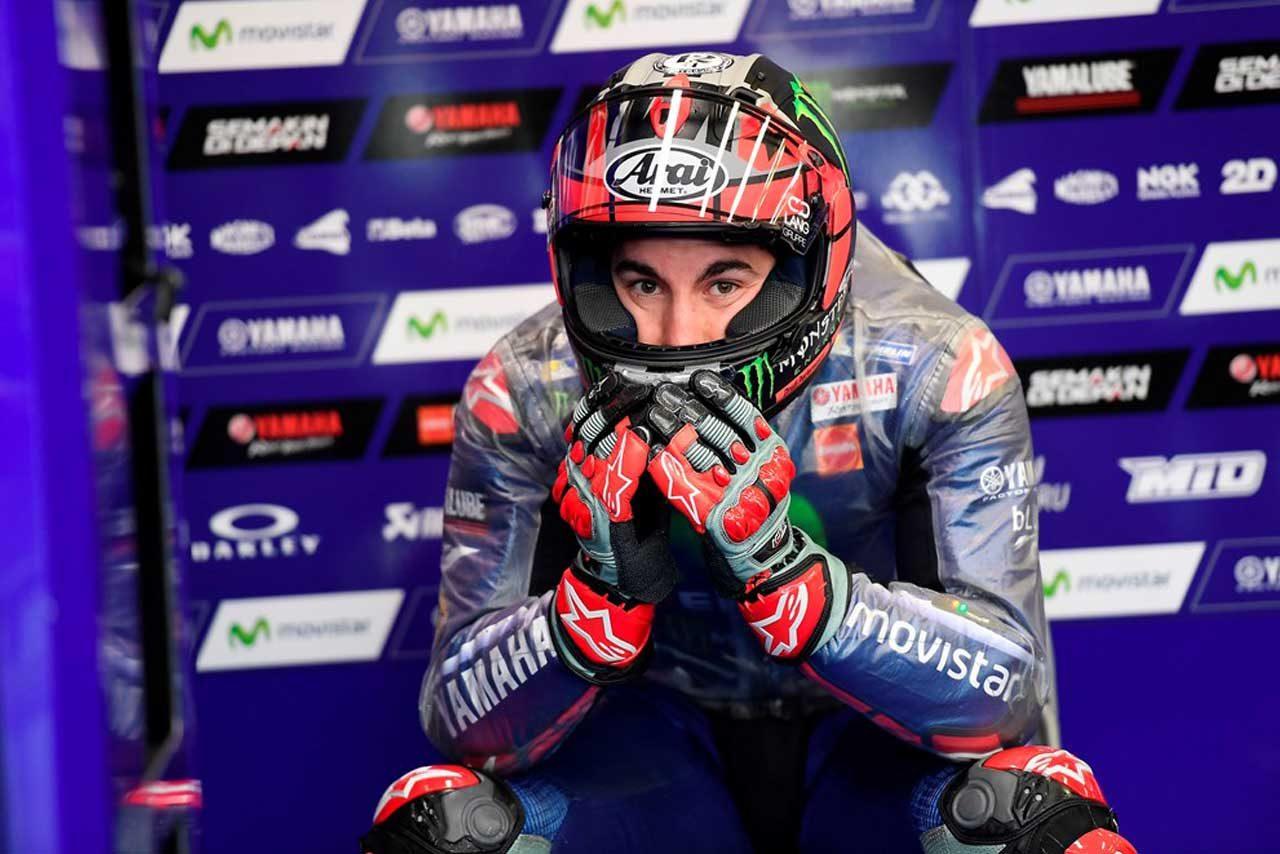 まさかのQ1敗退を喫したビニャーレス「スピンが多く思うように乗れなかった」/MotoGP日本GP予選コメント