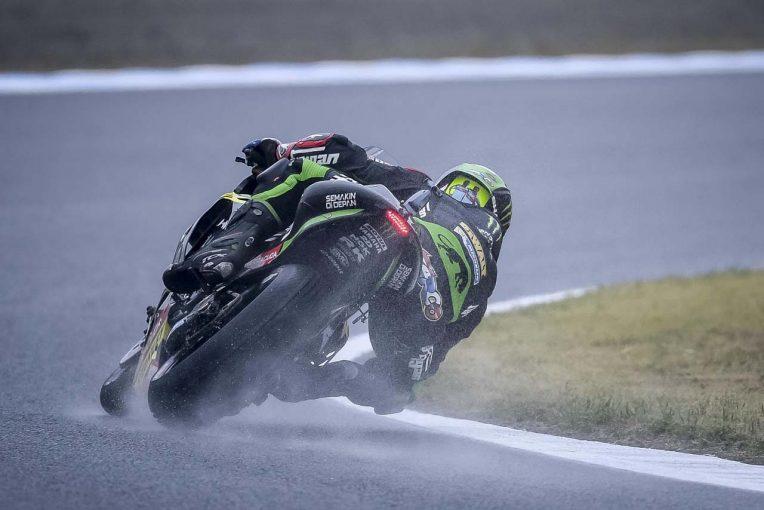 MotoGP | MotoGP:ウォームアップでの赤旗中断により、決勝レースのスケジュールが変更に