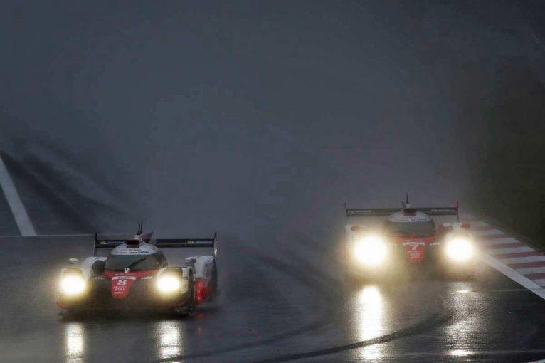 ル・マン/WEC | トヨタが悪天候の母国レースでワン・ツー達成/【順位結果】WEC第7戦富士 決勝