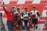 日本GPを制したロマーノ・フェナティ
