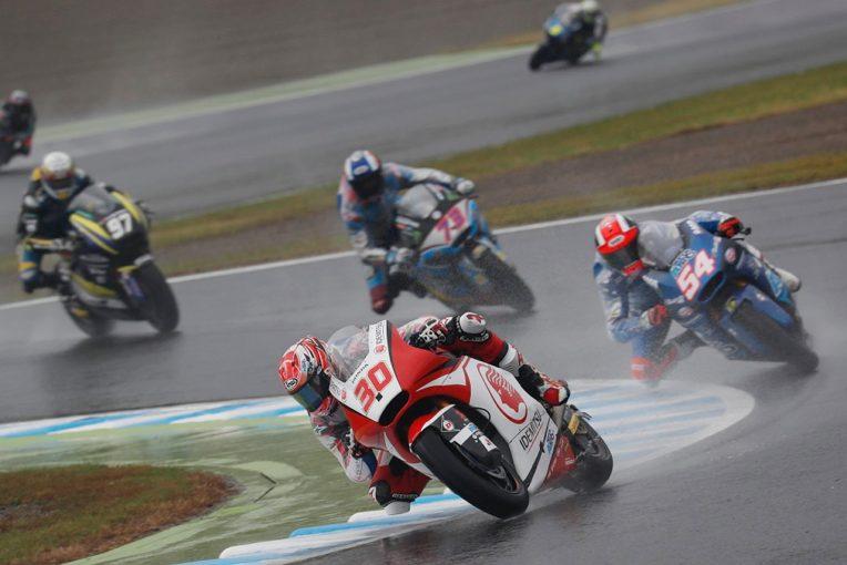 MotoGP   MotoGP日本GP Moto2決勝:マルケス弟が優勝。ポールスタートの中上は悔しい結果に