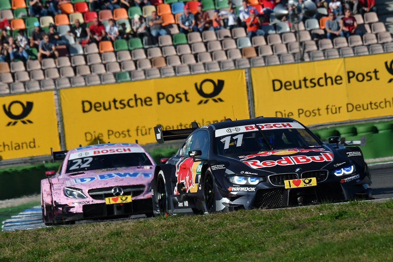 DTM第18戦ホッケンハイム:2位でフィニッシュのレネ・ラストが初のDTM王座を獲得