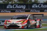 スーパーGT | スーパーGT:30号車TOYOTA PRIUS apr GT 2017年第7戦タイ レースレポート