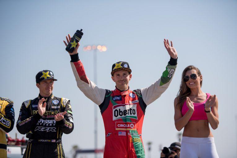 ラリー/WRC   GRC:最終戦LA、スコット・スピードが3度目のタイトル獲得。VWも3連覇
