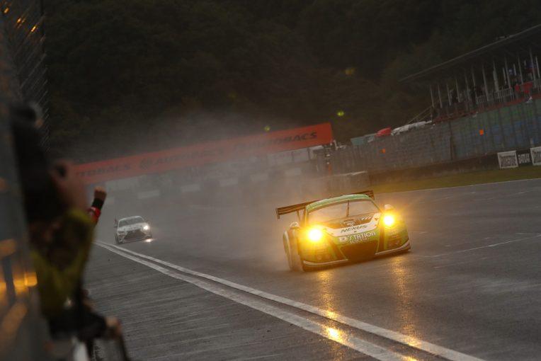 国内レース他 | S耐最終戦岡山:777号車D'station Porscheが今季初優勝。8号車の王者獲得は提訴で暫定に