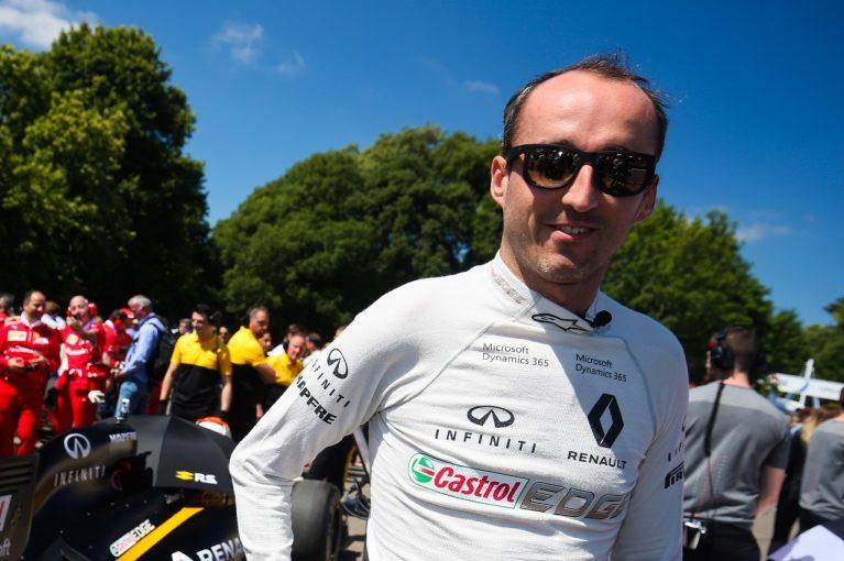 F1 | ウイリアムズF1、クビカ起用を決定とのうわさを否定。2018年ドライバー発表は最終戦後に