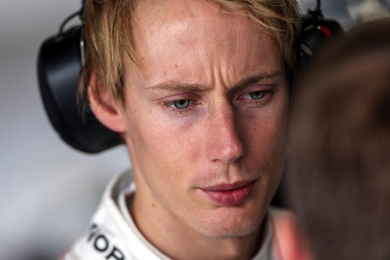 F1   ハートレー、F1デビューの経緯を明かす。「来季に向けての居場所を探していた」
