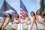 F1 | ウサイン・ボルトがアメリカGP決勝のスターターに。F1のエンターテインメント化狙い、多数の新企画