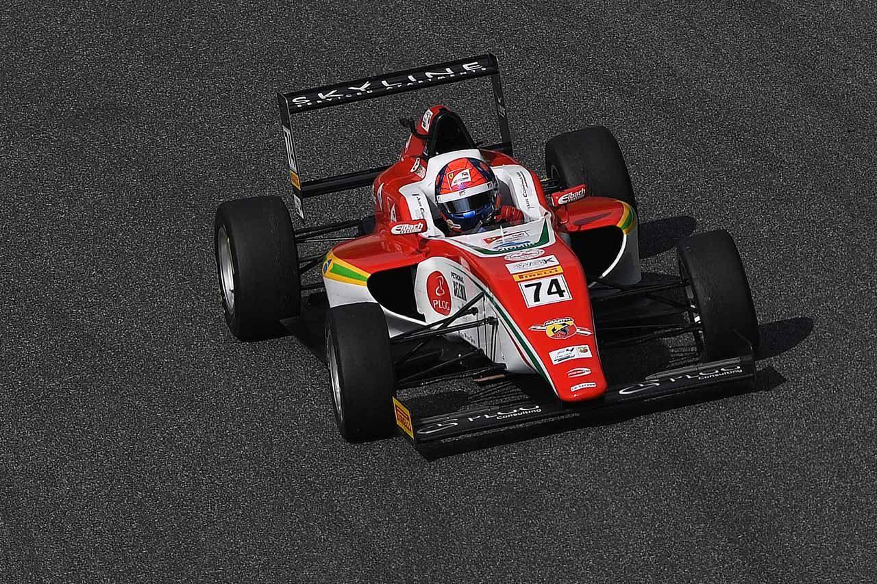 イタリアF4:プレマ・セオドールレーシング 2017年第6戦ムジェロ レースレポート