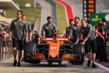 F1 | マクラーレン・ホンダF1のバンドーン、アメリカGPでエンジン交換、グリッド降格へ