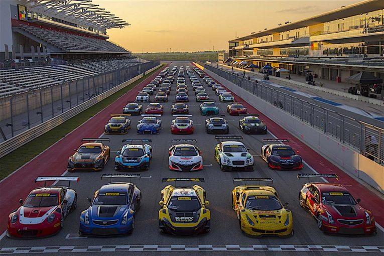 海外レース他 | PWC:2018年暫定カレンダーを公開。スプリントXは継続、TCRクラス新設へ