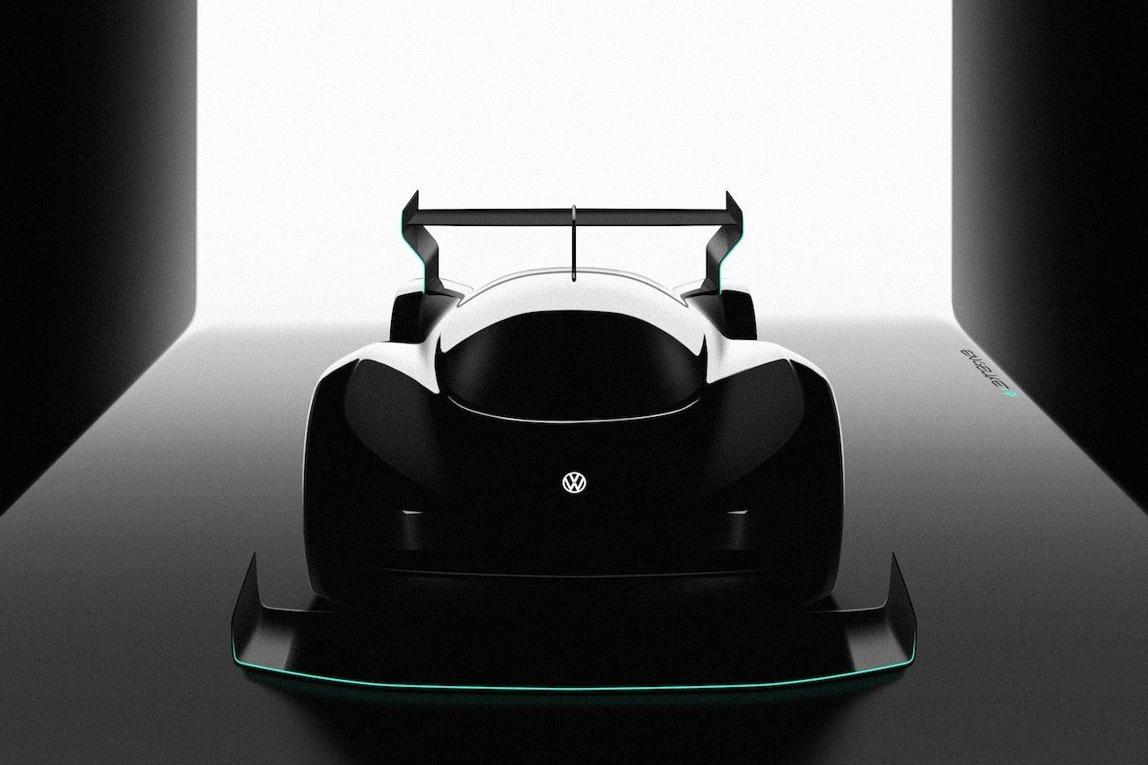 """PPIHC:フォルクスワーゲン、新開発EVレーサーで""""雲へ向かうレース""""に参戦"""
