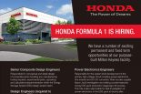 F1 | F1 Topic:2018年からトロロッソと提携するホンダF1が欧州で大規模リクルートを実施