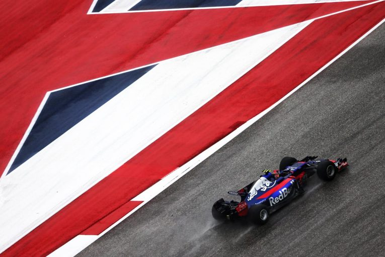 F1 | 【タイム結果】F1第17戦アメリカGP フリー走行1回目