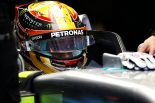 F1 | F1アメリカGP:雨のFP1はハミルトンがトップ、F1デビューのハートレーは14番手