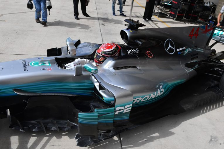 F1 | F1アメリカGP FP2:ハミルトンが再び首位。アロンソは3強チームの後方7番手に