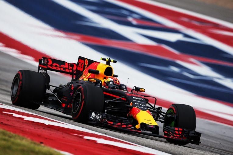 F1 | フェルスタッペン含む4人がグリッド降格の見込み:F1アメリカGP金曜