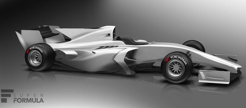 スーパーフォーミュラ | ダラーラ社CEOが来日会見、スーパーフォーミュラ次期車両『SF19』のコンセプト発表