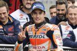 MotoGP | MotoGPオーストラリアGP予選:マルケスが4年連続、今季7度目のポール。ドビジオーゾは4列目スタート
