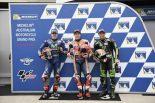 2017MotoGP第16戦オーストラリアGP予選トップ3