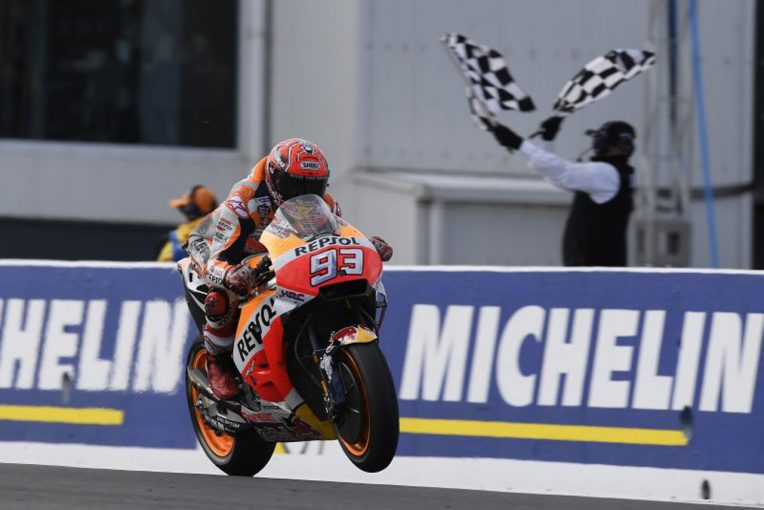 MotoGP   【順位結果】2017MotoGP第16戦オーストラリアGP 決勝