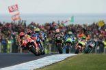 MotoGP | MotoGPオーストラリアGP決勝:マルケスが6勝目でタイトル争いを一歩リード。ロッシ、ビニャーレスも表彰台獲得
