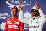 F1 | F1 Topic:59点リードのハミルトン、F1タイトル確定の条件