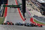 F1 | 【順位結果】F1第17戦アメリカGP 決勝