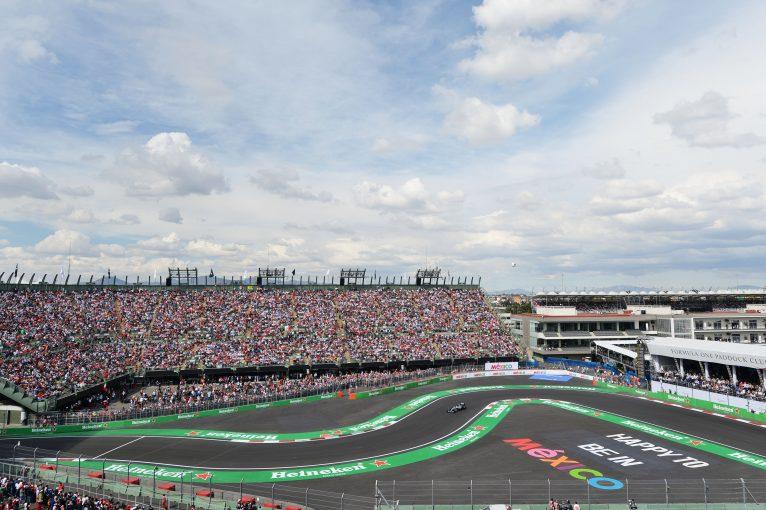 F1   F1メキシコGP全20人のタイヤ選択:マクラーレン・ホンダはウルトラソフトを最多10セット配分