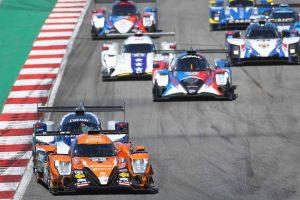 G-ドライブ・レーシングの22号車オレカ07・ギブソンが2017年のELMSシリーズチャンピオンとなった。
