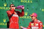 F1 | ライコネン「フェルスタッペンの件は見てないからコメントできない。ただ突然抜かれて驚いた」フェラーリF1